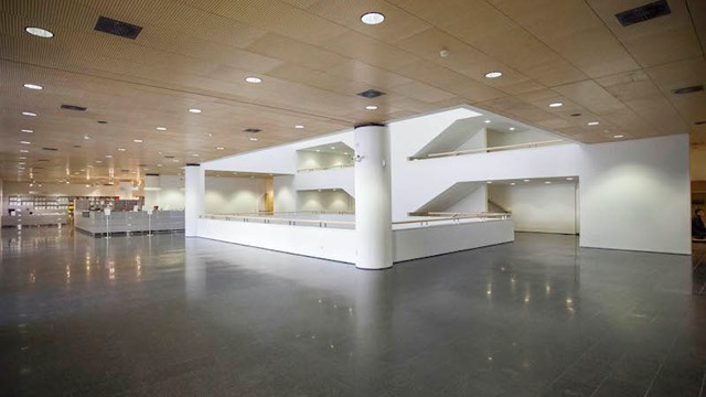 Foyer del Museo   Mart Rovereto
