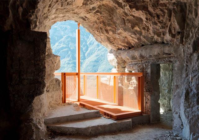 Forte di Pozzacchio/Werk Valmorbia, Paesaggio fortificato e Site Specific Museum 1915/2015