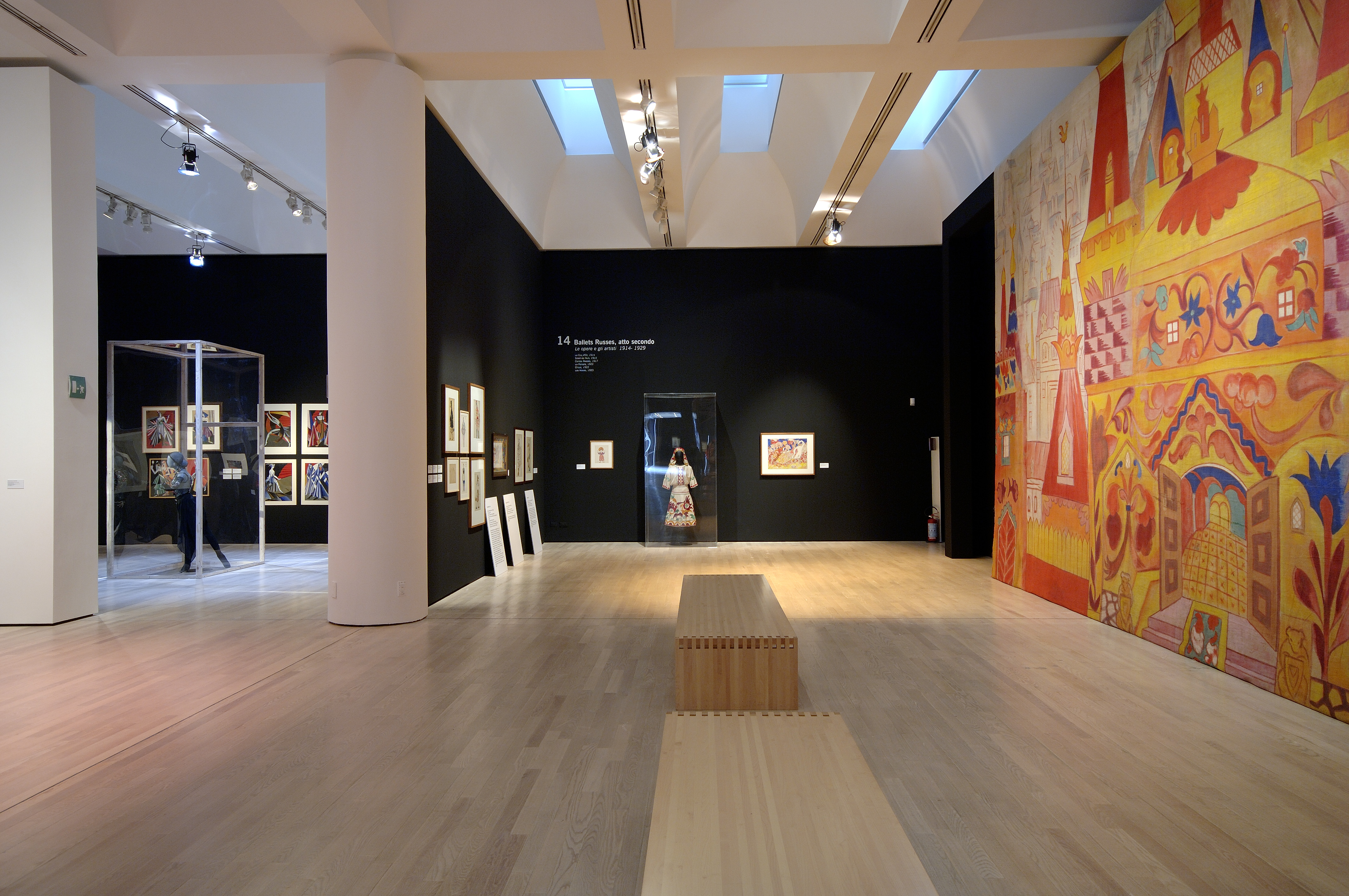 """""""La Danza delle avanguardie. Dipinti, scene e costumi, da Degas a Picasso, da Matisse a Keith Haring"""""""