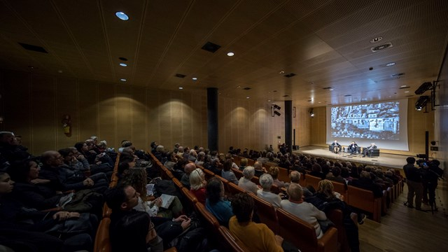 Sala Conferenze   Mart Rovereto