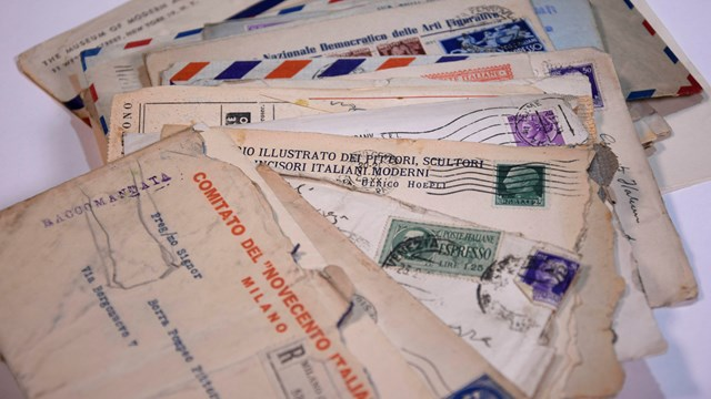 Lettere dal fondo di Pompeo Borra
