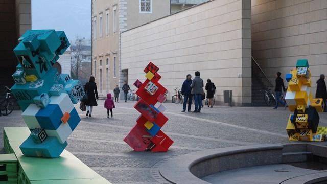 Mart Rovereto: Street Area