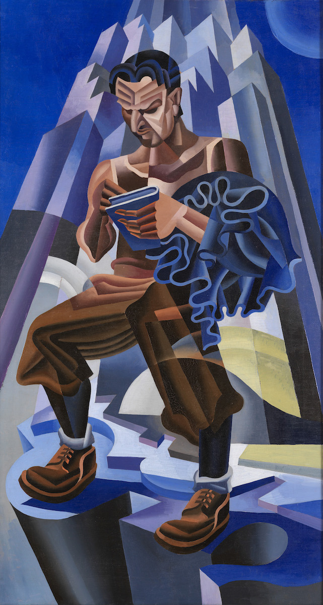 "Fortunato Depero, ""Diabolicus"", 1924-26"
