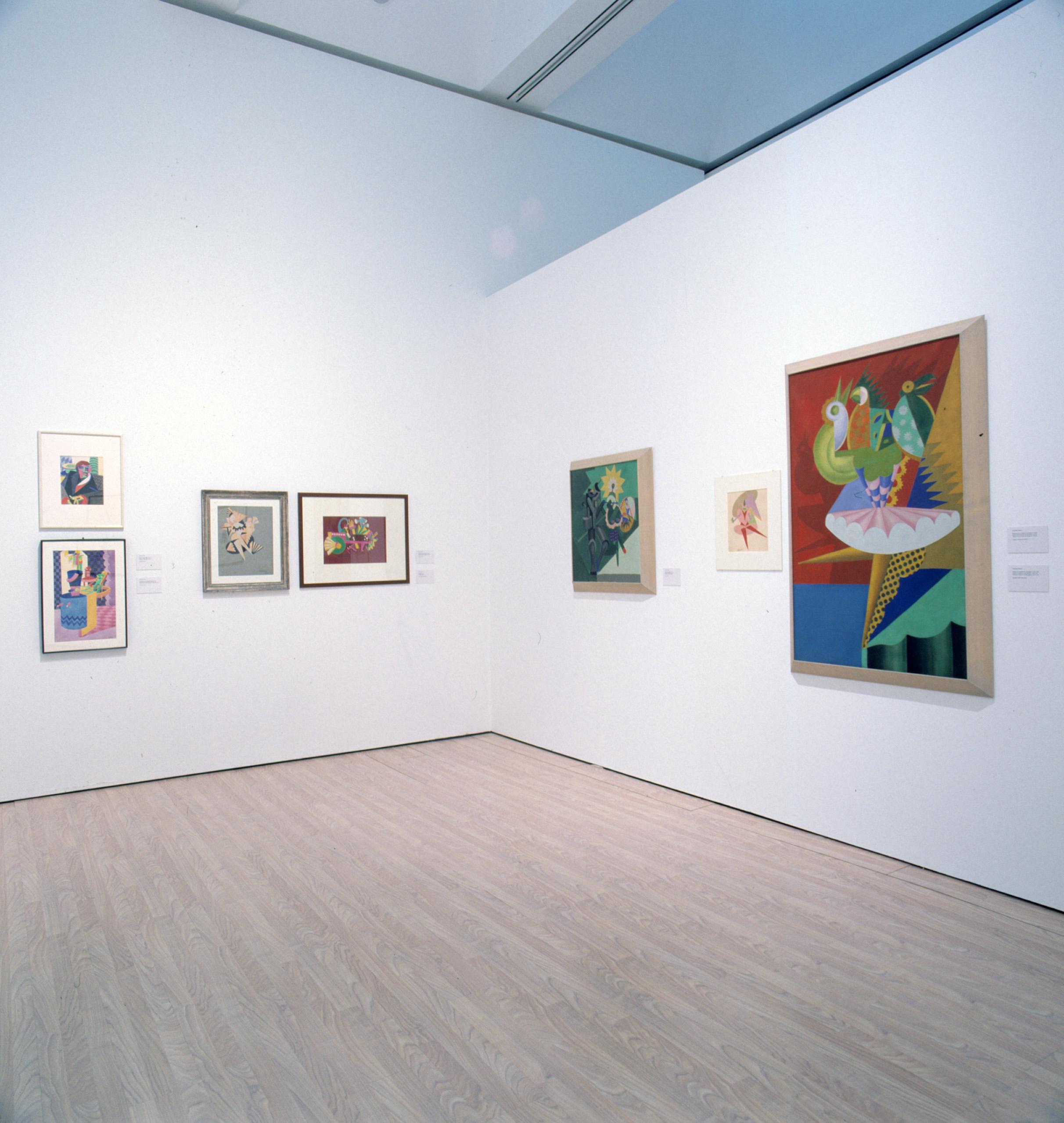 """""""Le Stanze dell'Arte. Figure e immagini del XX secolo"""""""