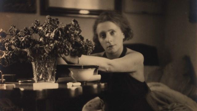 Ghitta Carell, Ritratto di Margherita Sarfatti, 1931-1932, Mart, Archivio del '900, Fondo Sarfatti