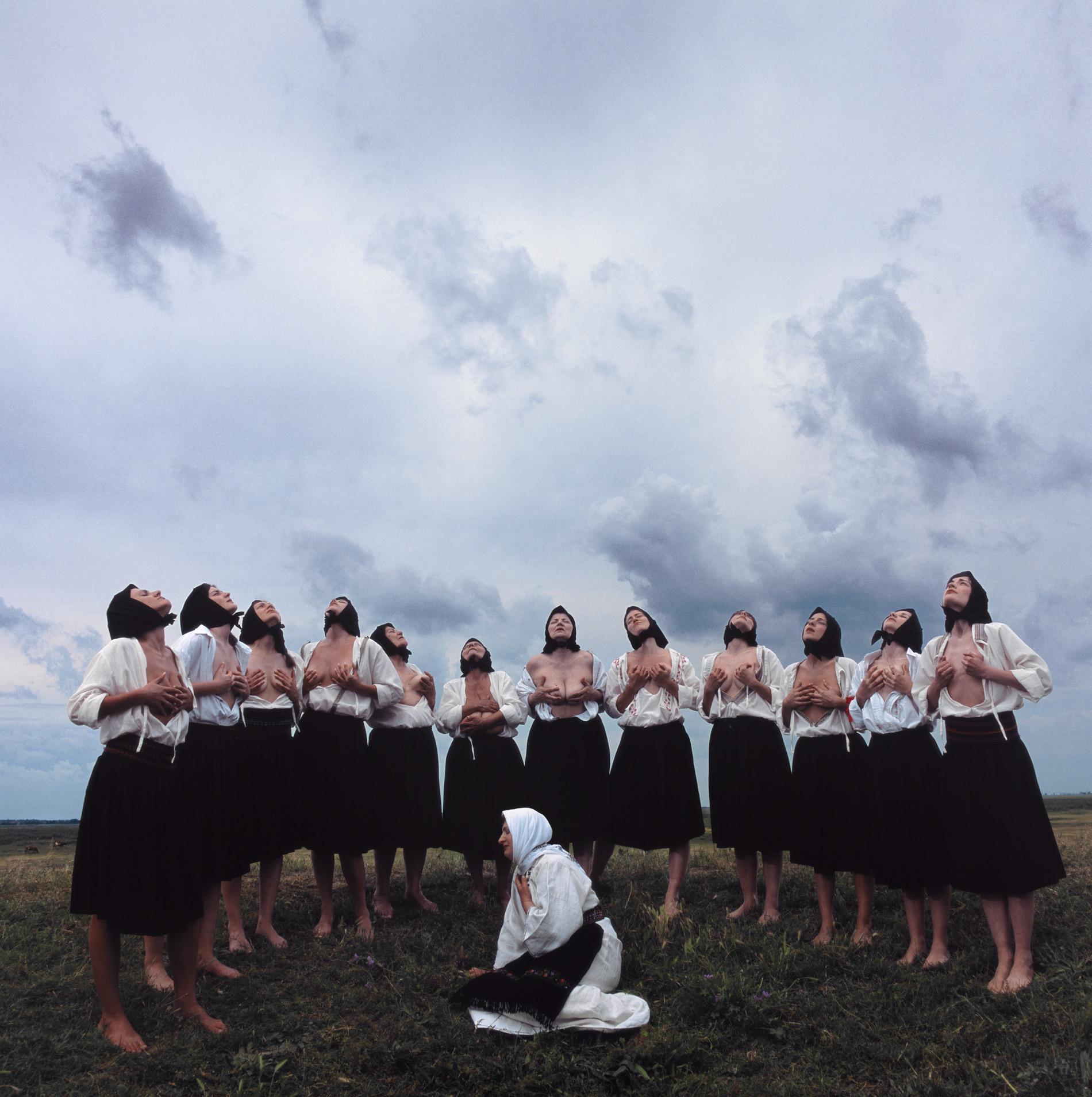 """Marina Abramović, """"Balkan Erotic Epic: Woman"""", 2005"""