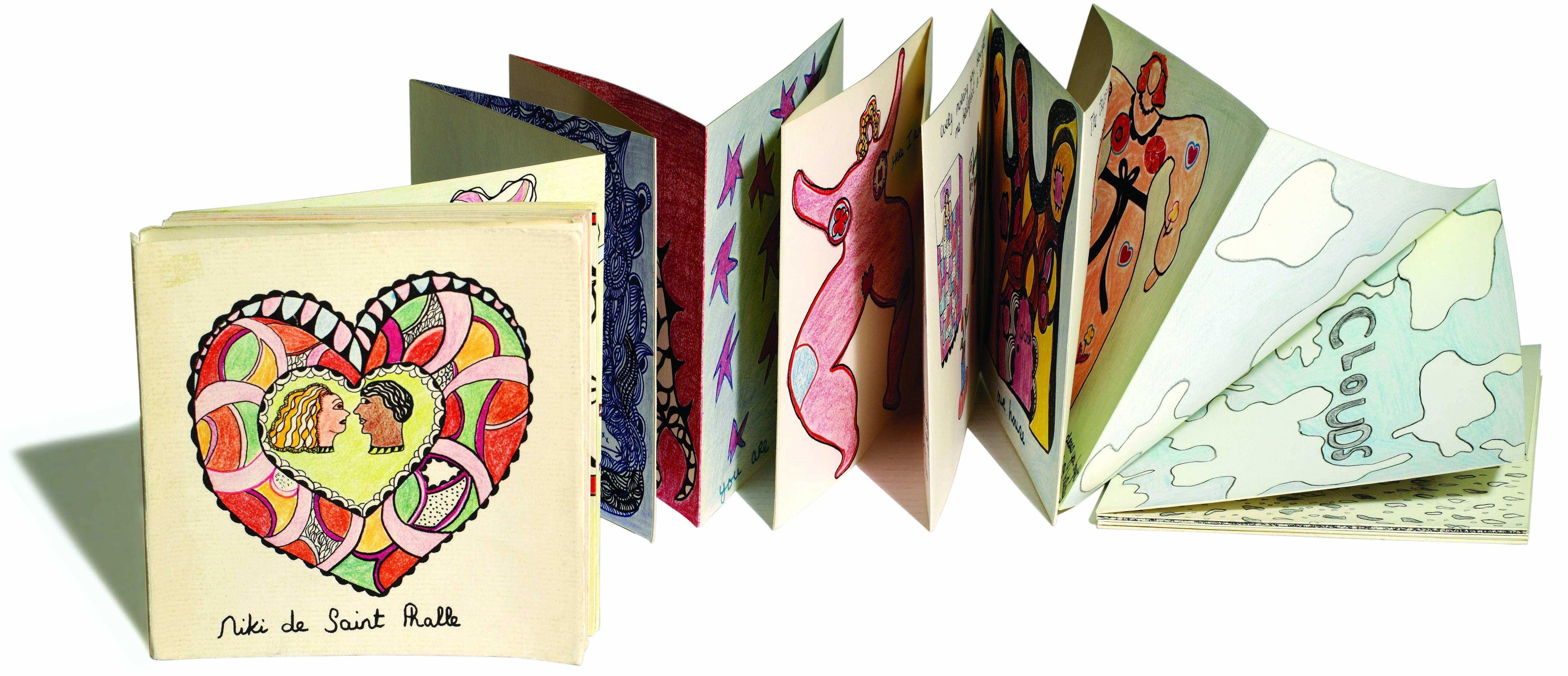 """Niki De Saint Phalle, """"My Love"""", 1970"""