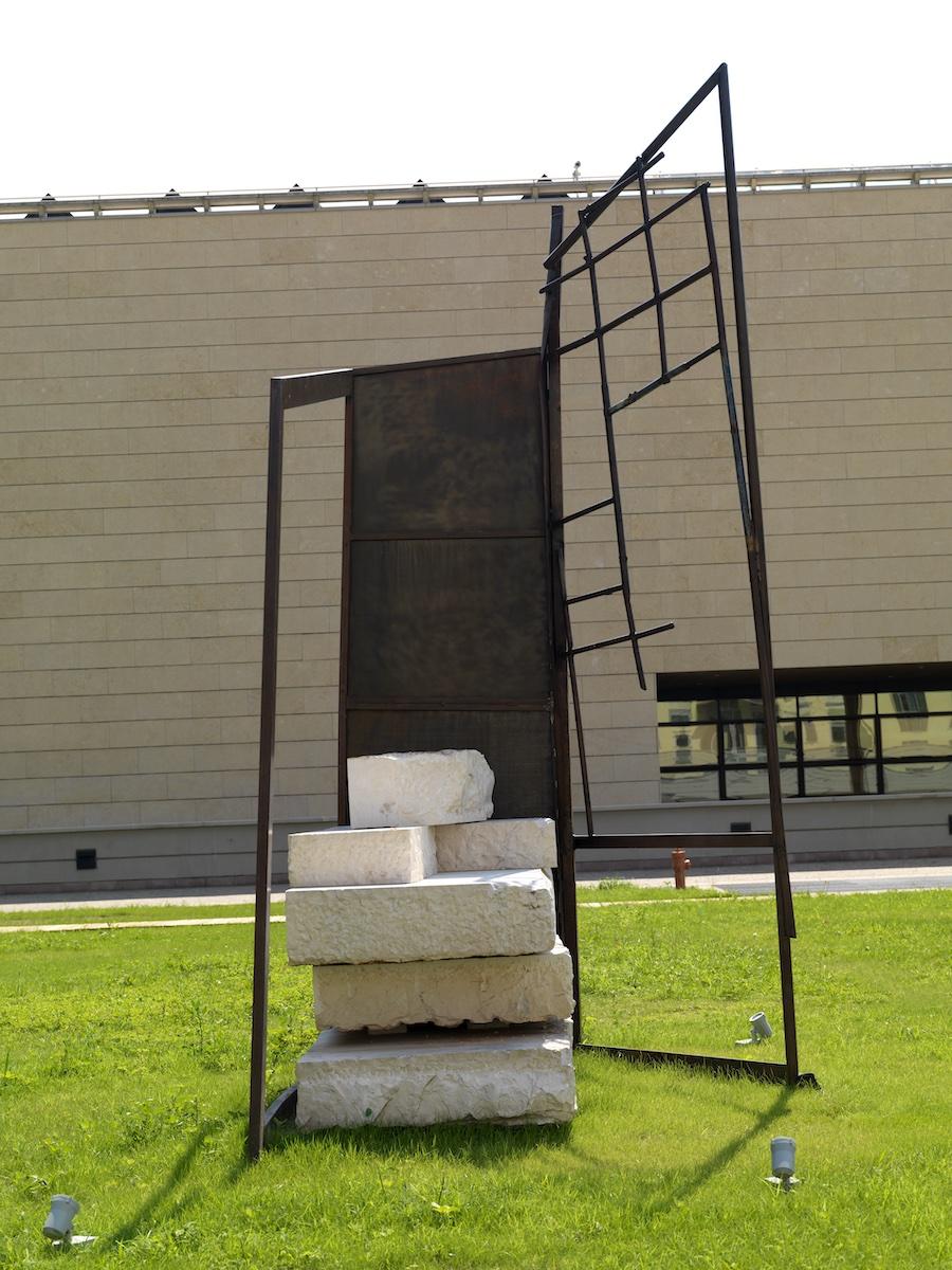 """Alberto Ghinzani, """"Pietraserrata"""", 2007"""