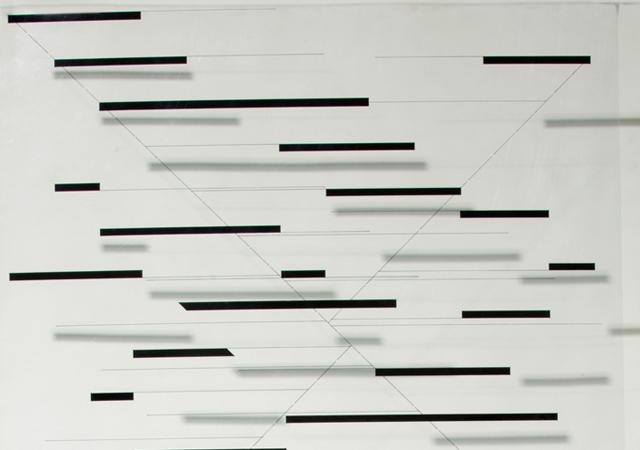 """Annamaria Gelmi, """"Ombre"""" (dettaglio), 1978, Collezione dell'artista"""