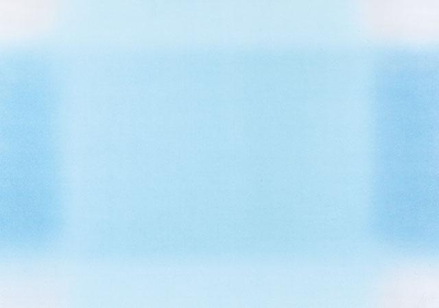 """Gianni Pellegrini, """"Cattedrali"""", 2018 (dettaglio), tecnica mista su tela"""
