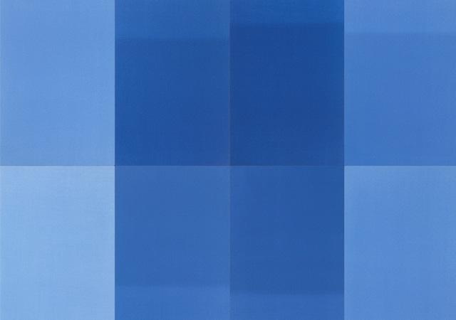 "Rolando Tessadri, ""Tessitura n. 01/02/03/04/05/06/07/08"", 2018, tecnica mista su tela, Courtesy l'artista"