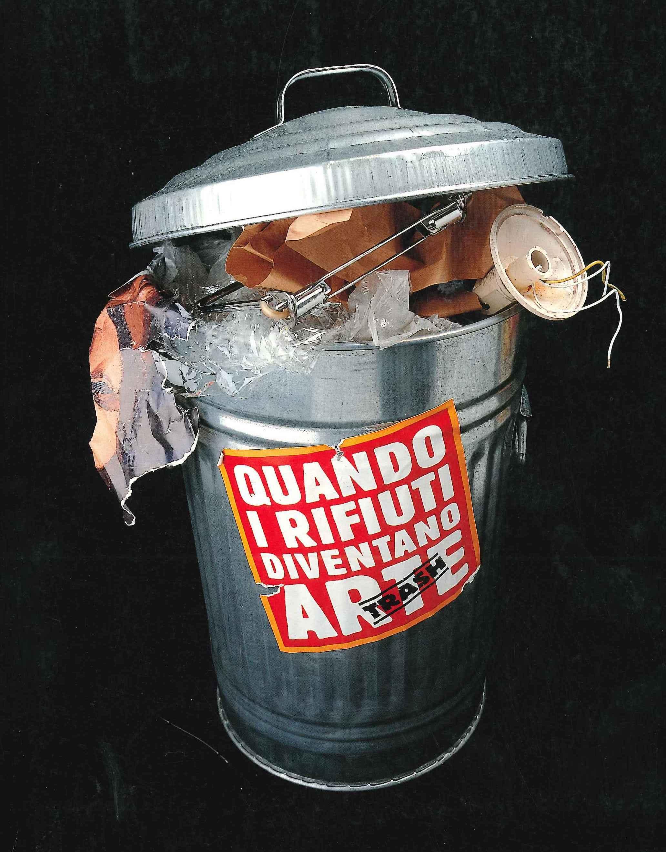 """""""Trash. Quando i rifiuti diventano arte"""""""